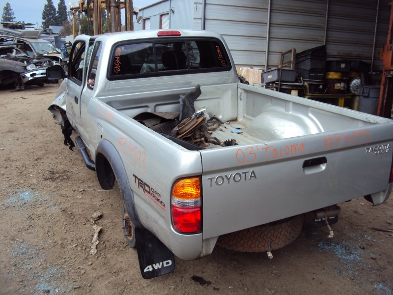 2003 Toyota Tacoma Xtra Cab Pre Runner Model With Trd