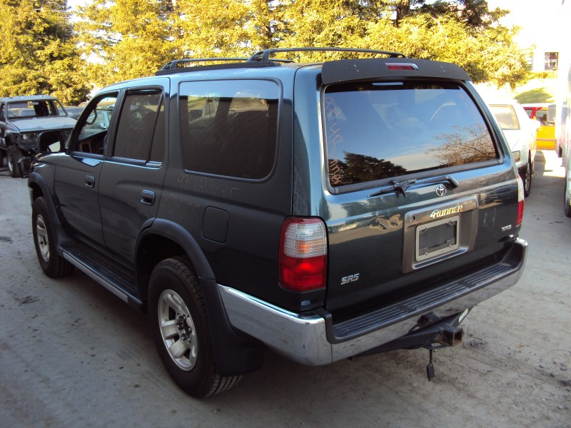 1997 toyota 4runner sr5 model 3 4l v6 at 4x4 color green z14605 rancho toyota recycling. Black Bedroom Furniture Sets. Home Design Ideas