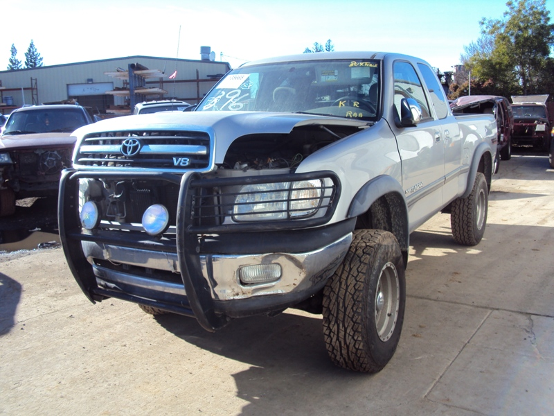 2002 TOYOTA TUNDRA SR5 MODEL WITH ACCESS CAB TRD PACKAGE 4.7L V8 IFORCE AT  4X4 ...