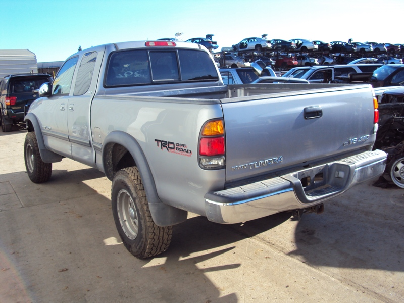 ... 2002 TOYOTA TUNDRA SR5 MODEL WITH ACCESS CAB TRD PACKAGE 4.7L V8 IFORCE  AT 4X4