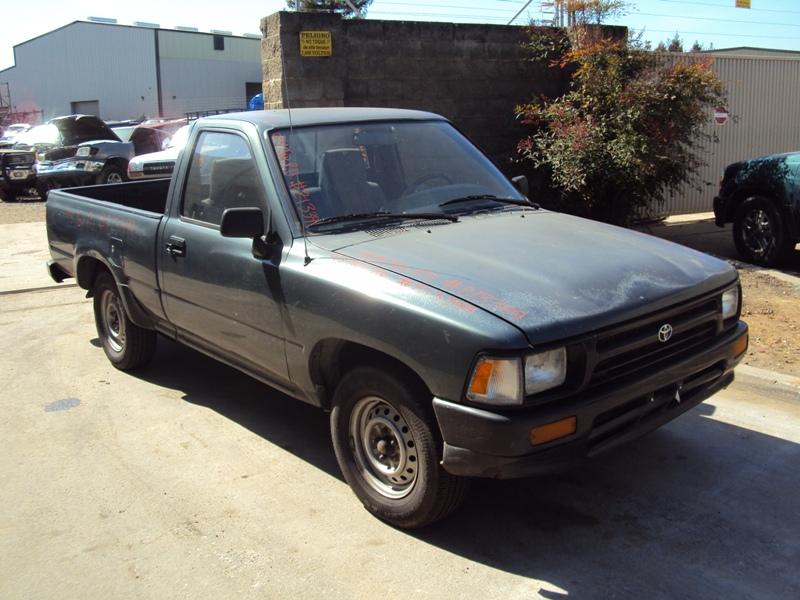 Honda Warranty 2014 1993 TOYOTA PICK UP REGULAR CAB STANDARD MODEL 2.4L EFI MT ...