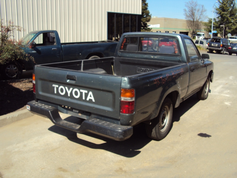 Toyota Used Parts Inventory Rancho Toyota Truck Parts