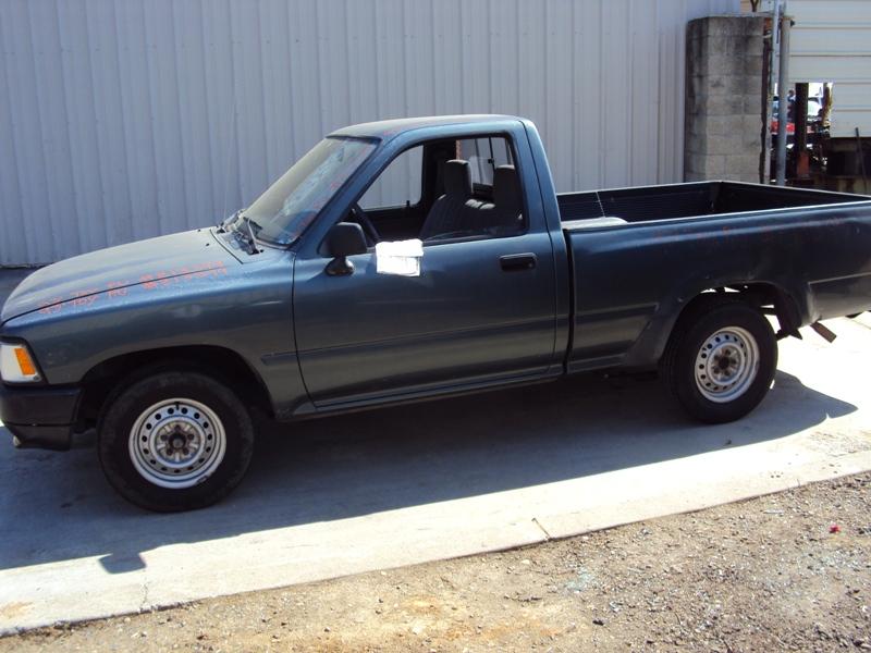 1993 Toyota Pick Up Regular Cab Standard Model 2 4l Efi Mt