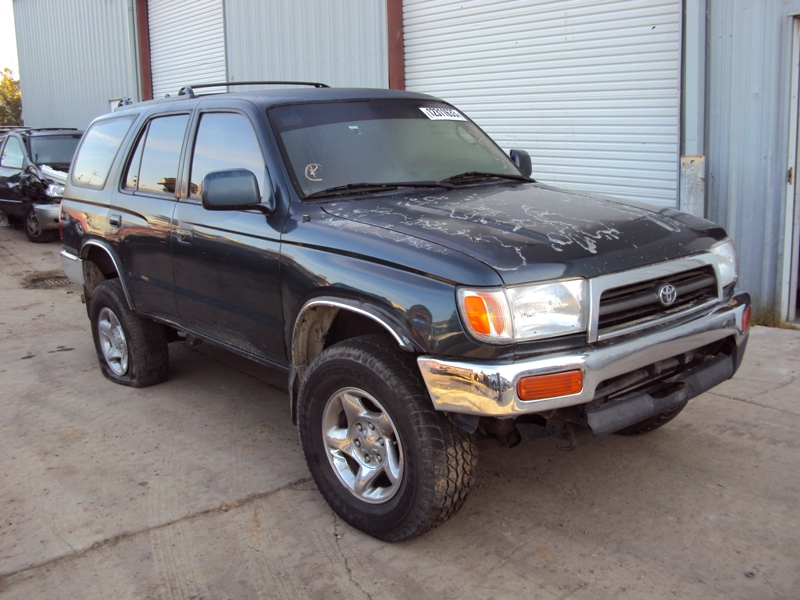 The Best 1997 Toyota 4Runner Sr5