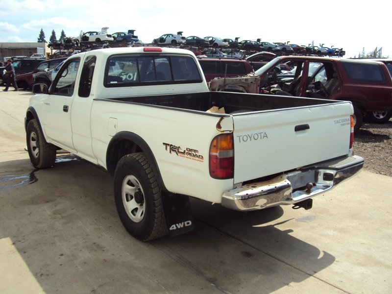 1998 Toyota Tacoma Xtra Cab Deluxe Model With Trd Off Road Package 3 4l V6 At