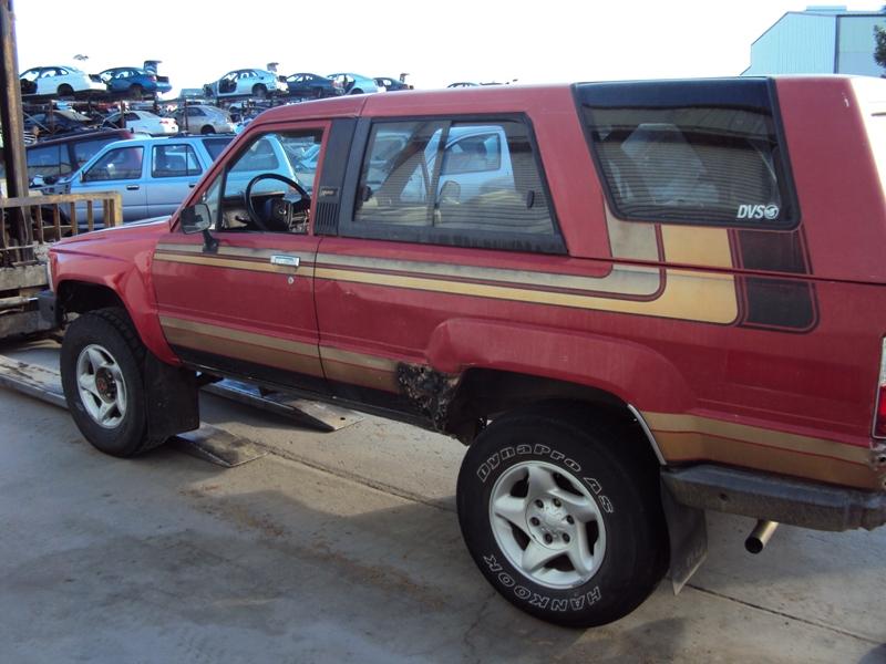 1986 toyota pickup 4x4 locking hubs