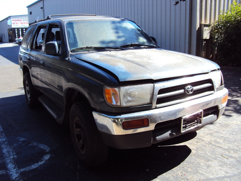 1997 toyota 4runner suv sr5 model 3 4l v6 at 2wd color green stk z13427 rancho toyota recycling. Black Bedroom Furniture Sets. Home Design Ideas