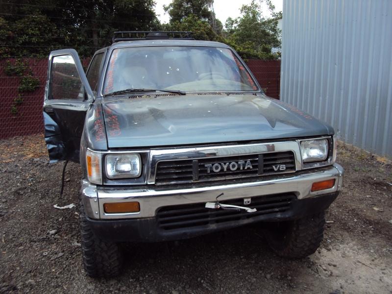 Dsc on 1991 Toyota Tercel Blue