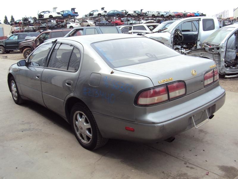1993 lexus gs300 interior