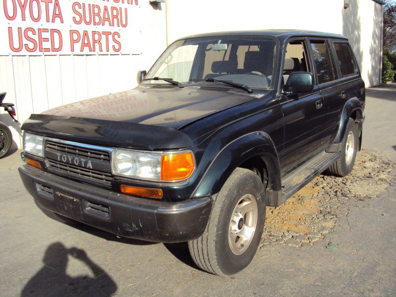 1994 TOYOTA LAND CRUISER STD MODEL 4 5L 6 CYL AT 4WD COLOR