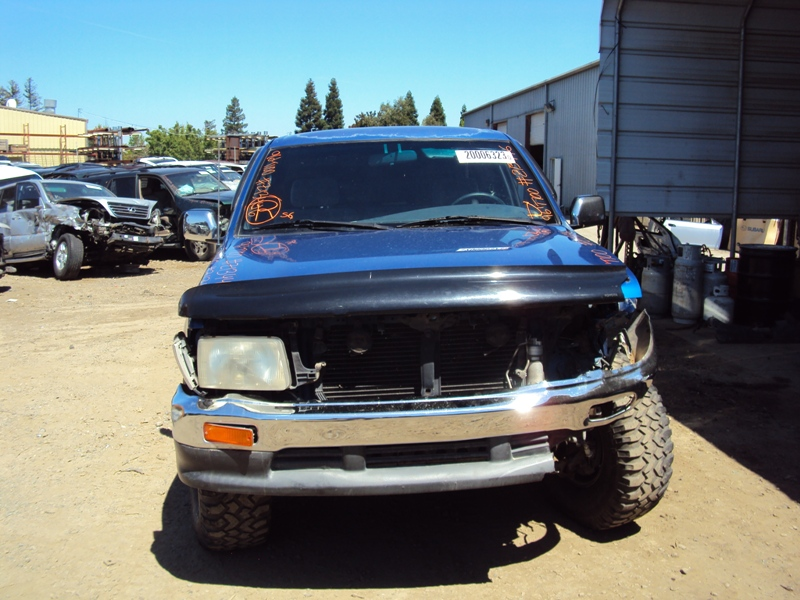 1996 TOYOTA T100 PICK UP XTRA CAB SR5 MODEL 34L V6 AT 4X4