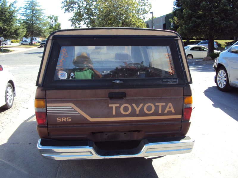 1987 TOYOTA PICK UP TRUCK XTRA CAB SR5 MODEL 24L EFI AT
