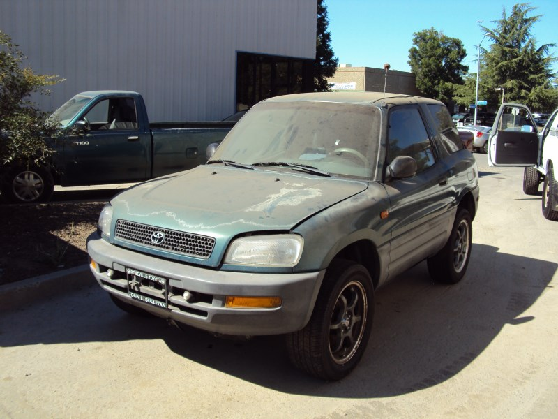 1996 toyota rav4 2 door suv 20l mt awd color green z13471 rancho 1996 toyota rav4 2 door suv 20l mt awd color green z13471 sciox Choice Image