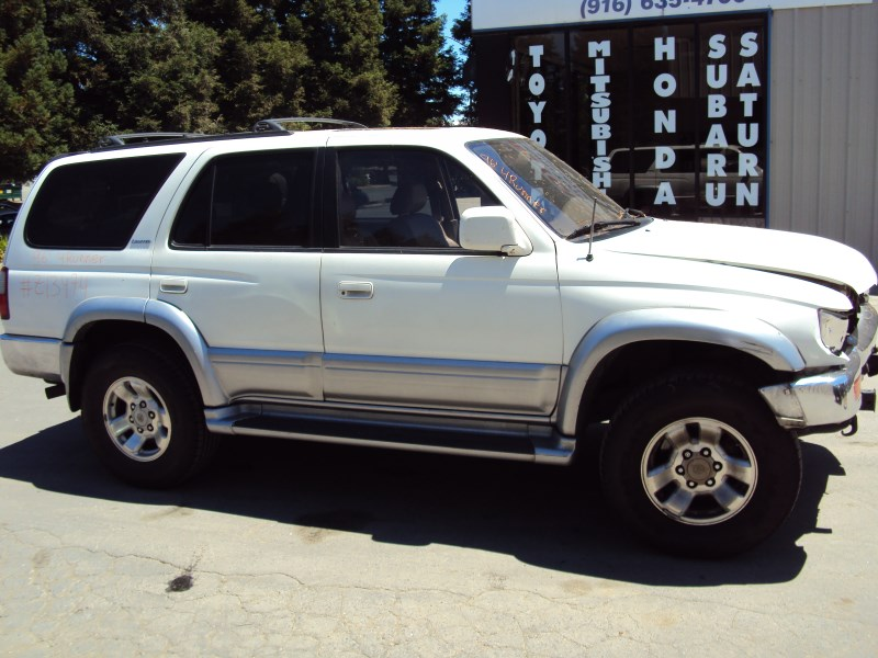 1996 toyota 4runner limited model suv 3 4l v6 at 4x4 color. Black Bedroom Furniture Sets. Home Design Ideas