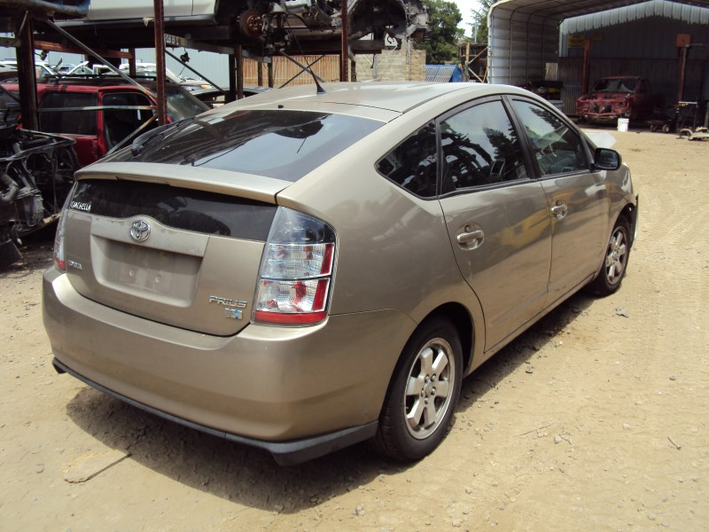 2004 Toyota Prius Hybrid 4 Door Hatchback 1 5l At Fwd