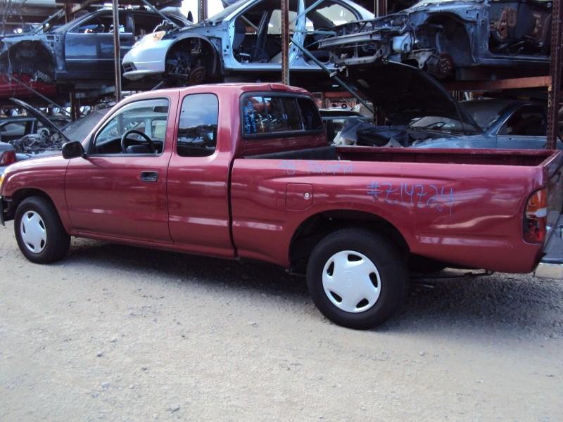 1998 Toyota Tacoma 2wd 1998 Toyota Tacoma Xtra Cab