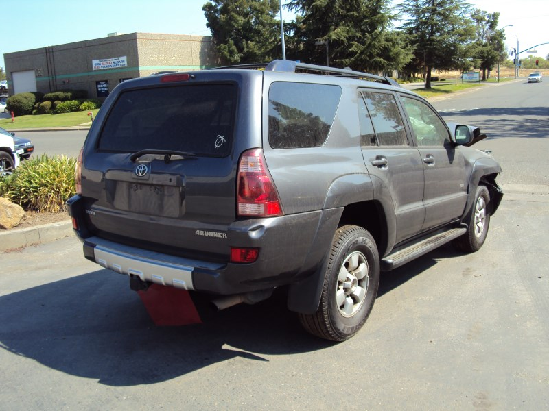 2004 Toyota 4runner Suv Sr5 Model 4 0l V6 At 2wd Color