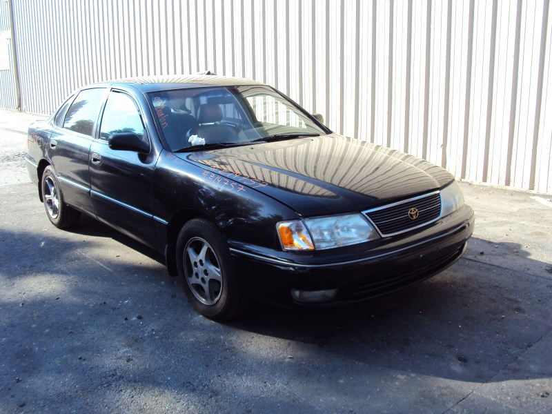 1998 toyota avalon 4 door sedan xls model 3 0l v6 at fwd color black z14757 rancho toyota recycling used toyota truck parts