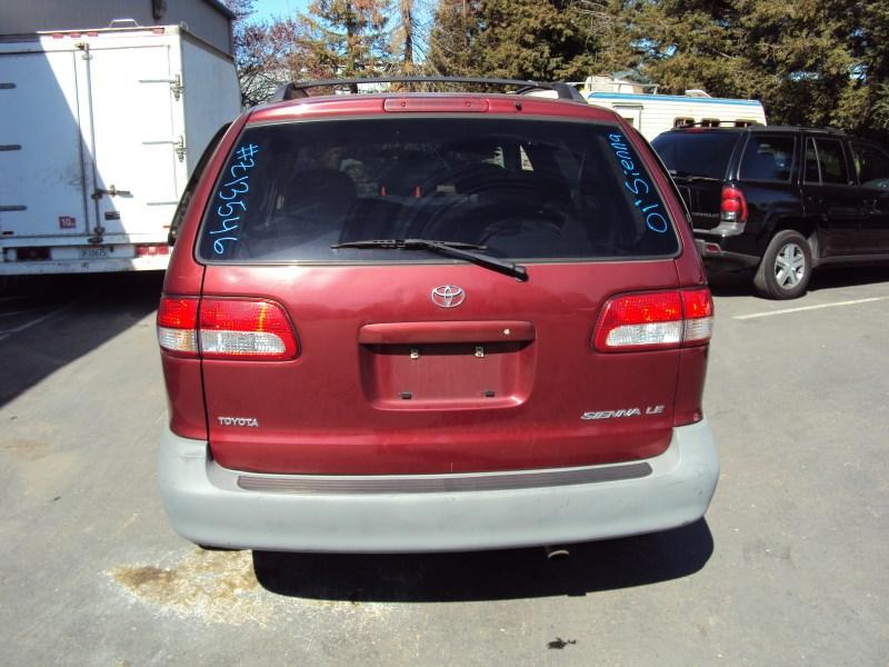 2001 toyota sienna van 5 door dual slide side doors le model 30l v6 2001 toyota sienna van 5 door dual slide side doors le model 30l v6 at sciox Gallery