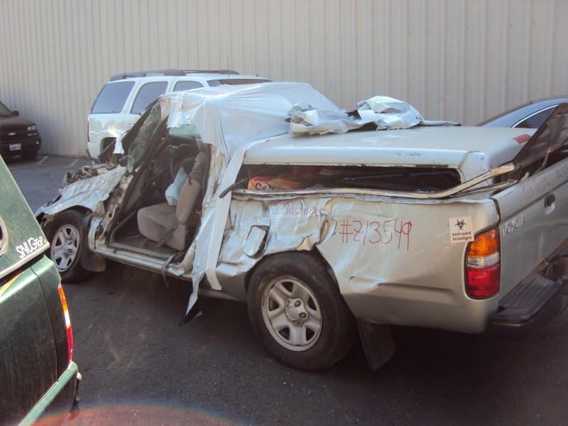 2003 Toyota Tacoma Regular Cab Dlx Model 2 4lmt 2wd Color