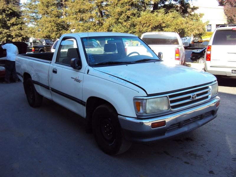 1994 Toyota Pick Up T100 Model Regular Cab 3 0l V6 Mt 2wd Color
