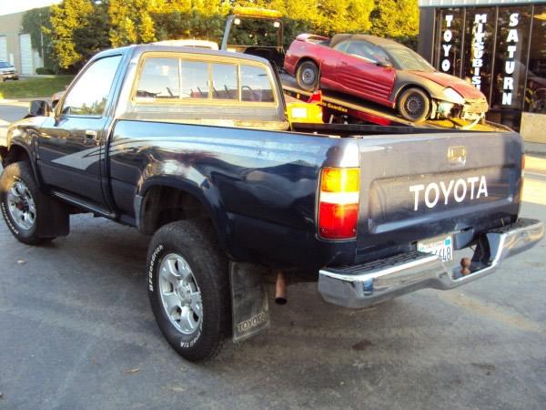 1993 toyota truck manual trans stk t09268 rancho - 1993 toyota pickup interior parts ...