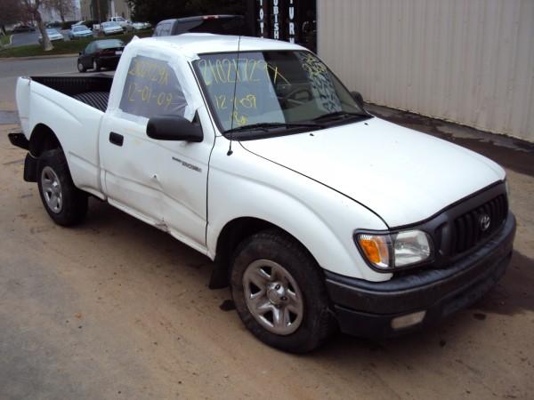 2000 Toyota Tacoma   2wd  2 4l  5 Speed Transmission   Stk