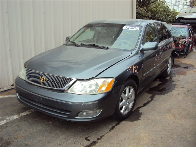 2000 toyota avalon xls 3 0l auto color green stk z15835 rancho toyota recycling used toyota truck parts