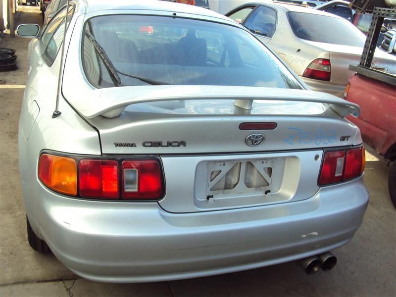 1997 Toyota Celica Gt  2 2l 5speed Htbk  Color Silver  Stk