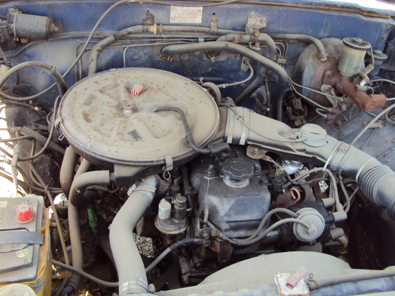 1984 Toyota Truck Regular Cab  2 4 L Engine  Manual