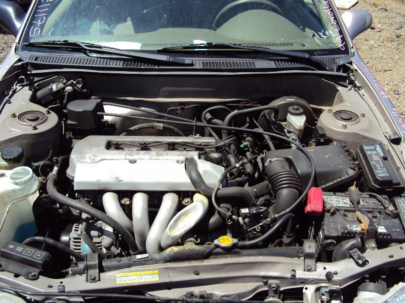 1999 TOYOTA COROLLA 1.8L ENGINE, AUTOMATIC TRANSMISSION ...