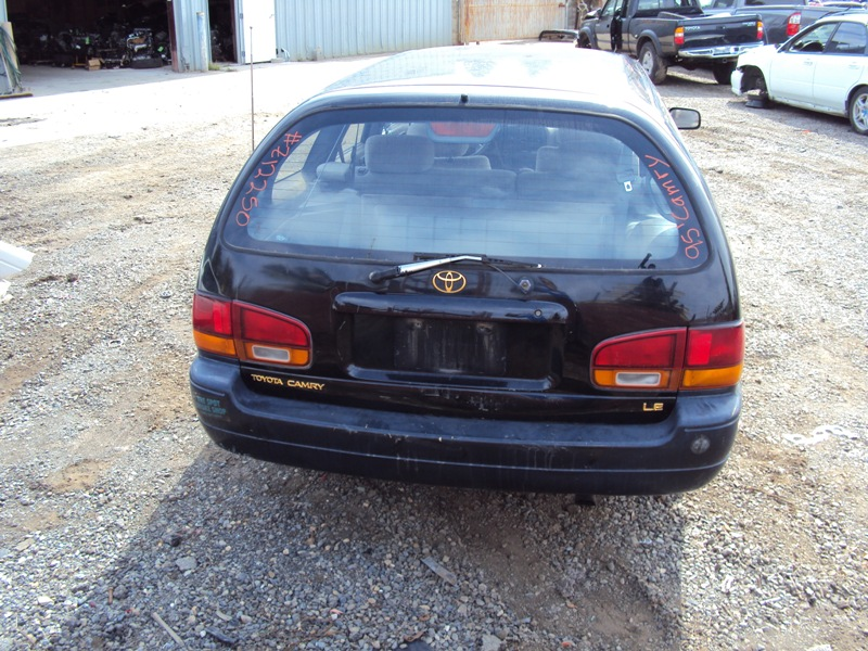 1995 Toyota Camry Le Model Station Wagon 2 2l At Fwd Ca Emissions Color Black Stk