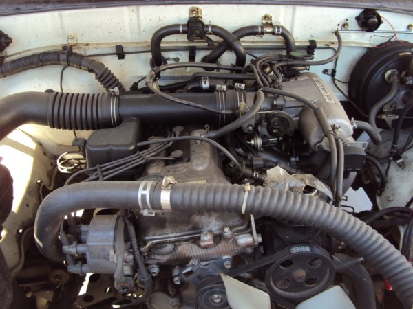 1996 Toyota T100 Truck  4cyl Engine  Manual Transmission