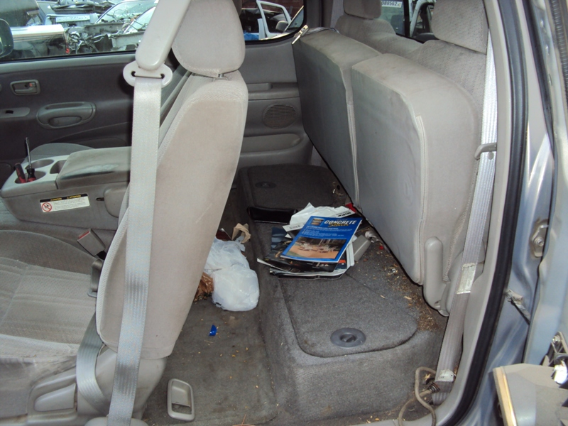 2003 Toyota Tundra Bench Seat Cover