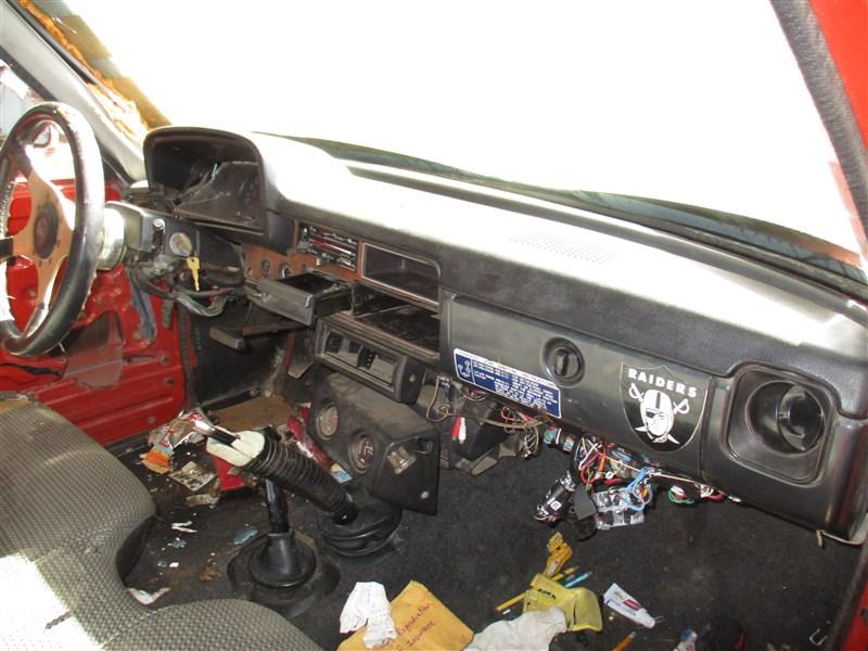 1979 Toyota Pickup Starter Relay