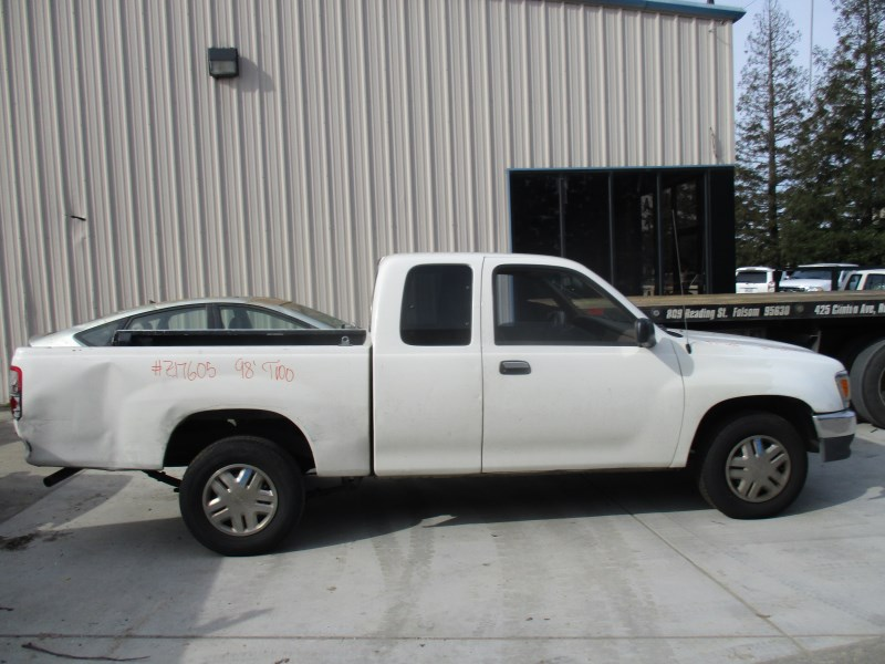 1998 toyota t100 dx white xtra 3 4l at 2wd z17605 rancho. Black Bedroom Furniture Sets. Home Design Ideas