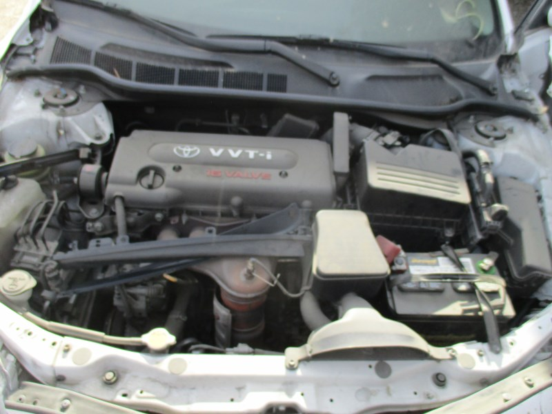 2007 Toyota Camry Le White 24l At Z16194 Rancho Recycling