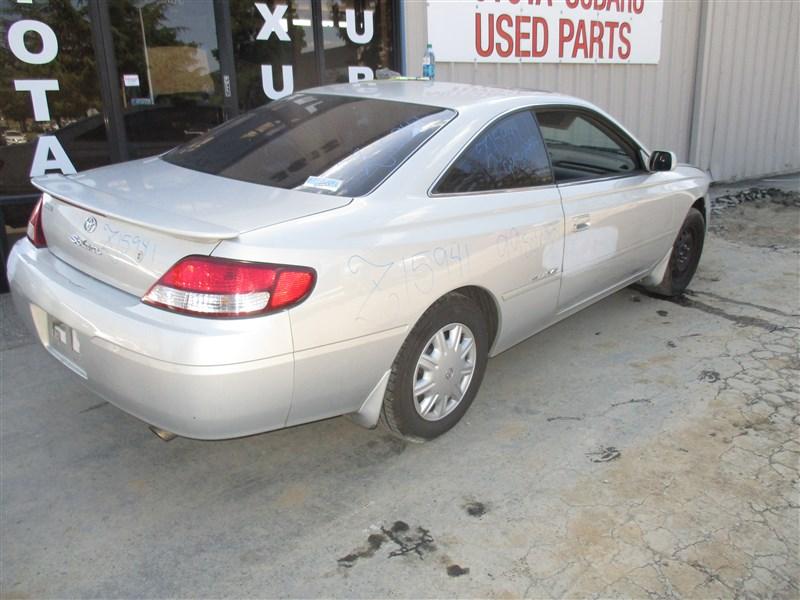 1999 Toyota Solara 30l Auto Color Silver Stk Z15941 Rancho
