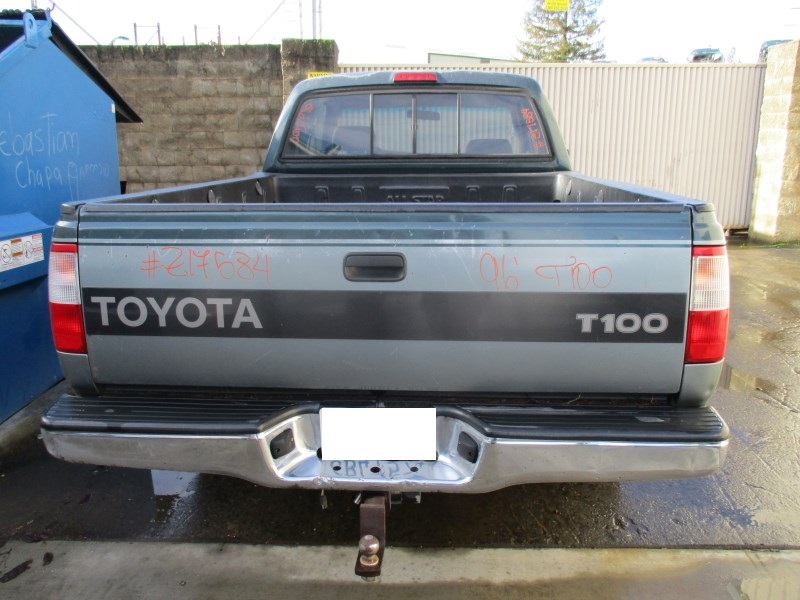 1996 Toyota T100 Green Xtra Cab 34l Mt 2wd Z17584 Rancho. 1996 Toyota T100 Green Xtra Cab 34l Mt 2wd Z17584. Toyota. Belt Diagram 1996 Toyota T100 At Scoala.co