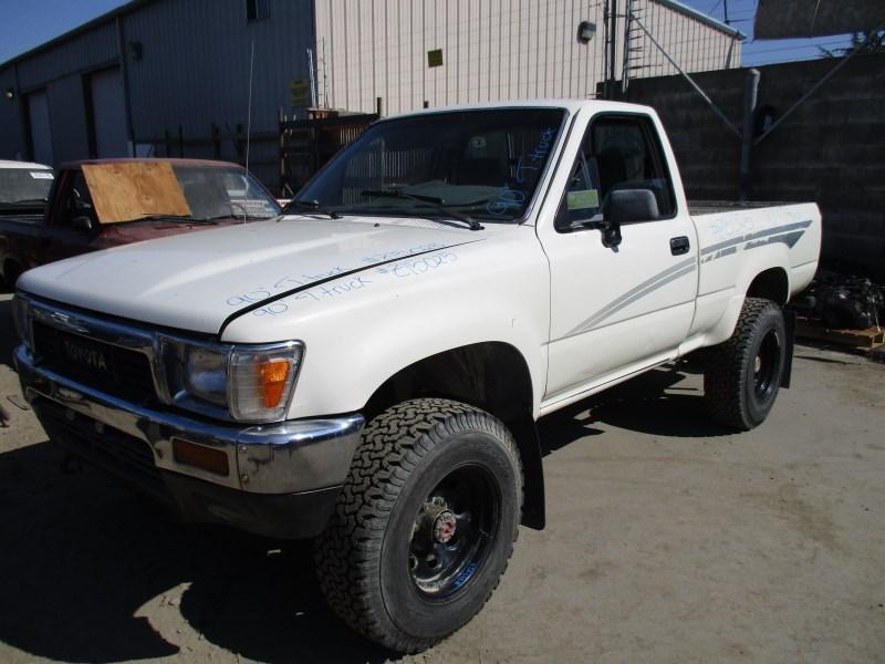 Img on 1990 Toyota Tercel Engine