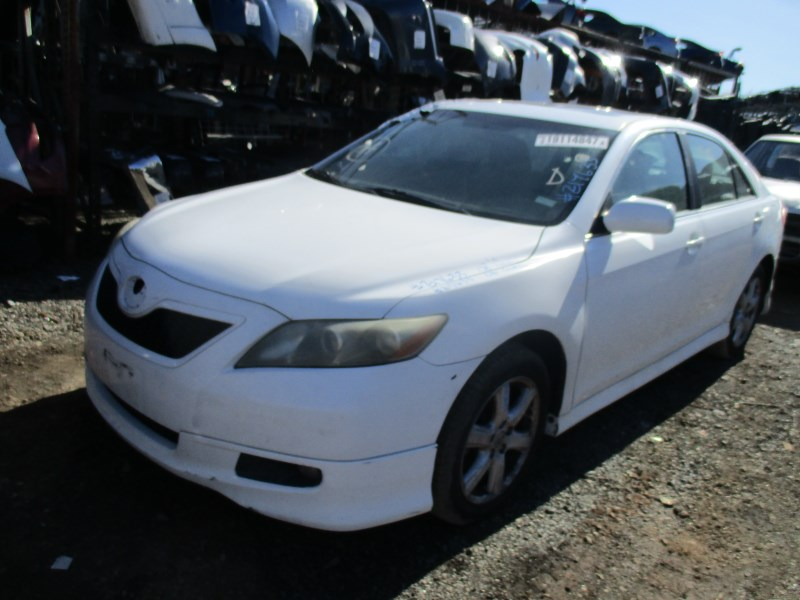 White Toyota Camry >> 2008 Toyota Camry Se White 3 5l At Z17633 Rancho Toyota Recycling