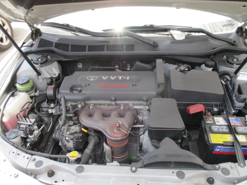 2007 Toyota Camry Le Silver 24l At Z16331 Rancho Recycling