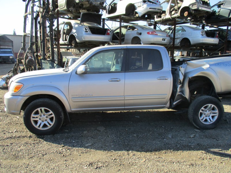 2005 toyota tundra sr5 silver double cab 4 7l at 2wd z16346 rancho toyota recycling. Black Bedroom Furniture Sets. Home Design Ideas