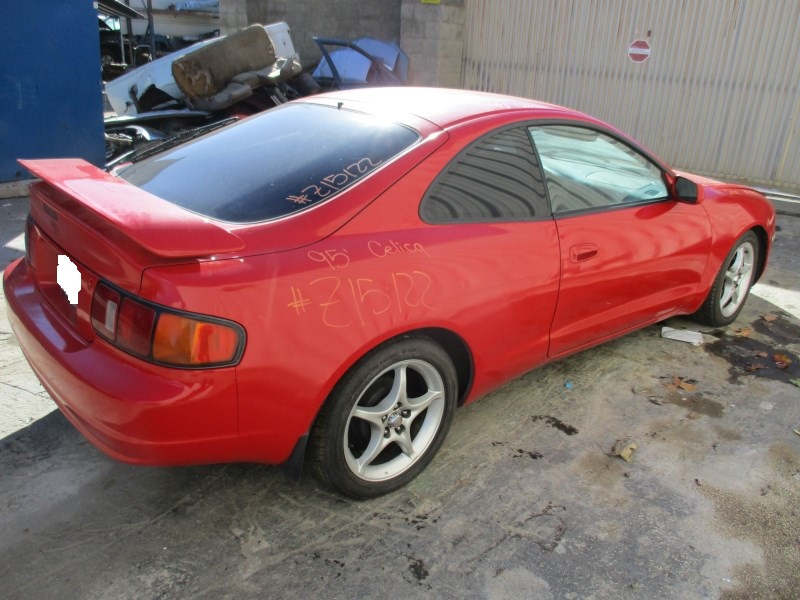 1995 TOYOTA CELICA ST RED 1.8L MT Z15122 - RANCHO TOYOTA ...