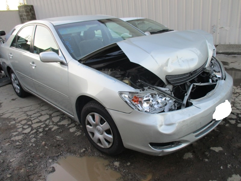 2003 toyota camry le silver 2 4l at z16145 rancho toyota recycling used toyota truck parts