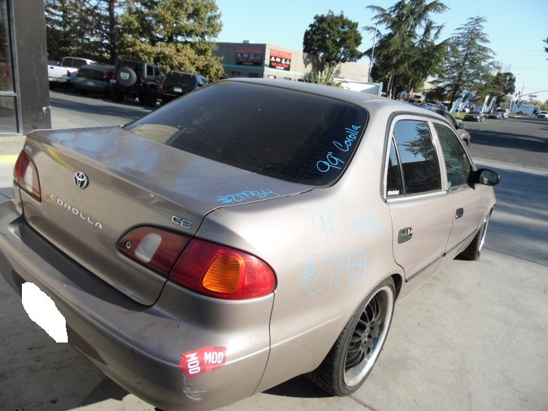 1999 toyota corolla ce lavender 1 8l at z17934 rancho toyota recycling used toyota truck parts