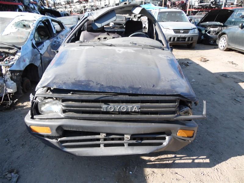 1991 Toyota Pick Up Std Blue 2 4 Mt 2wd Z19809