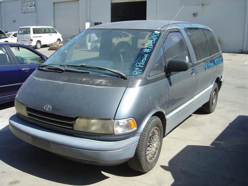 T Df on 1991 Toyota Tercel Blue