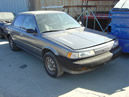 1989 TOYOTA CAMRY V 6 AUTOMATIC  Z-09031, COLOR: GRAY AT RANCHO TOYOTA RECYCLING