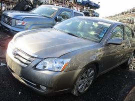 2005 TOYOTA AVALON XL GRAY 3.5L AT Z17620